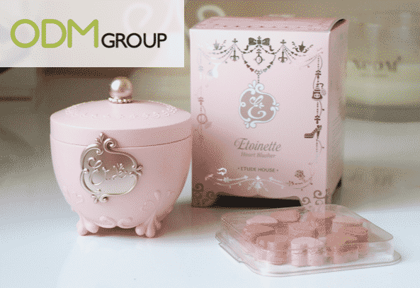 Etude Etoinette Collection Packaging