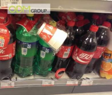 Coca Cola is boosting sales with several on-pack promotions