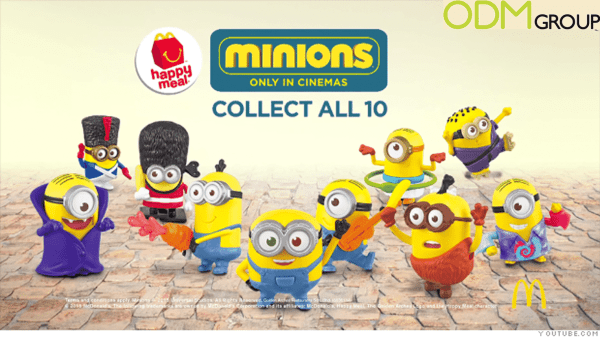 minions at mcdonalds com sweepstakes mcdonald s happy meal minion giveaway 6348
