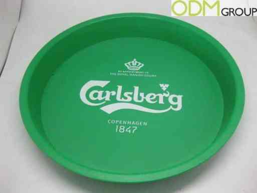 Brand Activation: Effective branded beer trays