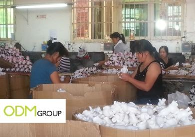 China Factory Visit - General Factory Workers