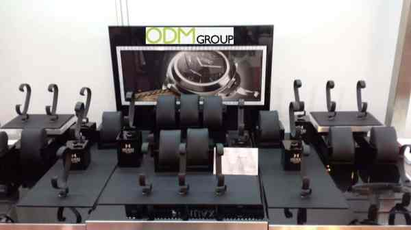 Exclusive POS Watch Display to Increase Sales