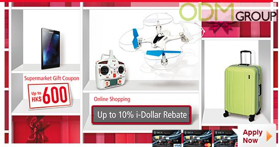 Boost your Sales with Promotional Products like BEA