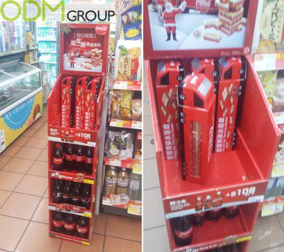 Drinks Promotions: Coca-Cola Offering Jenga Game