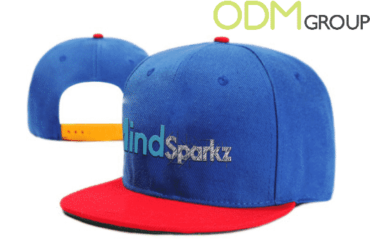 Branded Snapback Cap for Summer Event Promotions