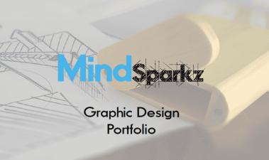 Mindsparkz Graphic Design Portfolio