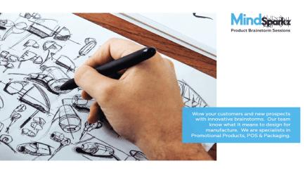 Mindsparkz Product Brainstorm Session