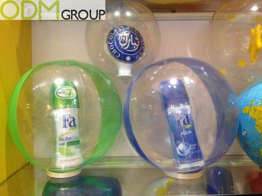 Beach Promo Idea – Custom Inflatable Ball