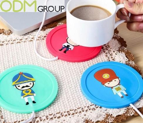 Creative Promo Idea – Silicone USB Cup Warmer
