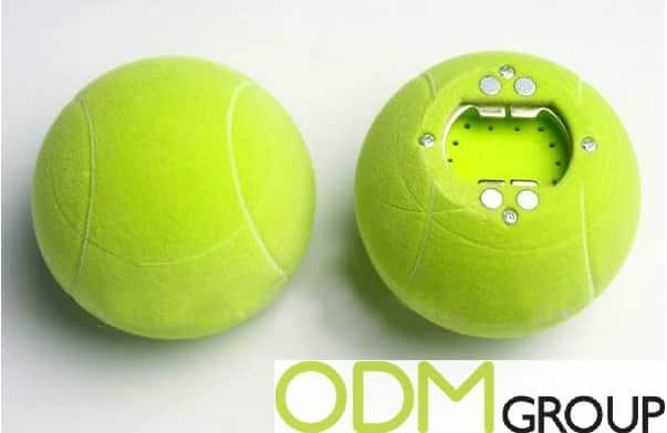 Creative Sports Promotion - Ball Shape Bottle Opener