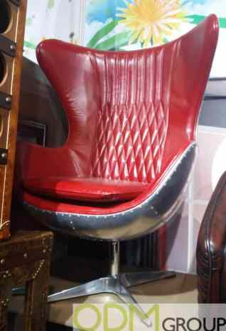 Innovative Promotional Idea - Custom Chair with Rivets