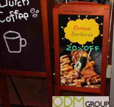 Instore Marketing Idea - Video POS Display