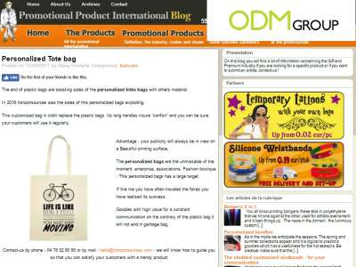 Latest Buzz on Promotional Product Blogs 7