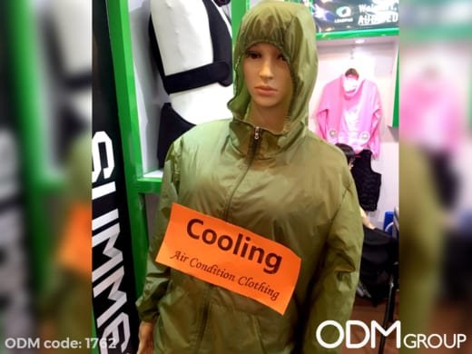 Smart Clothes for Millennials - Heating/Cooling Jacket