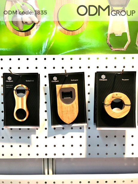 Customisable Bottle Openers for Drinks Promotion