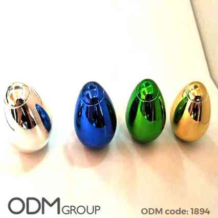 New Dazzle Dance Gyro Egg Spinner as Promotional Gifts
