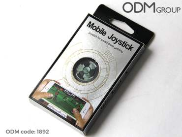 Promotional Mobile Joystick - Using Gadgets for Marketing