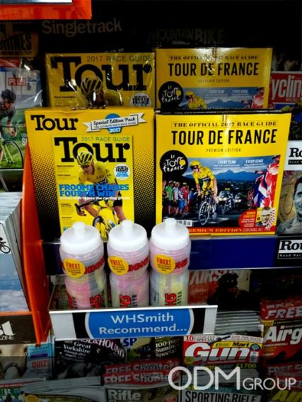 Magazine Promo Gifts - Tour de France Guide 2017 in the UK