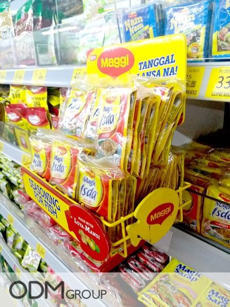 POS Shelf Hanger Boosts Maggie Magic Sarap Sales, Maybe You Need It Too!