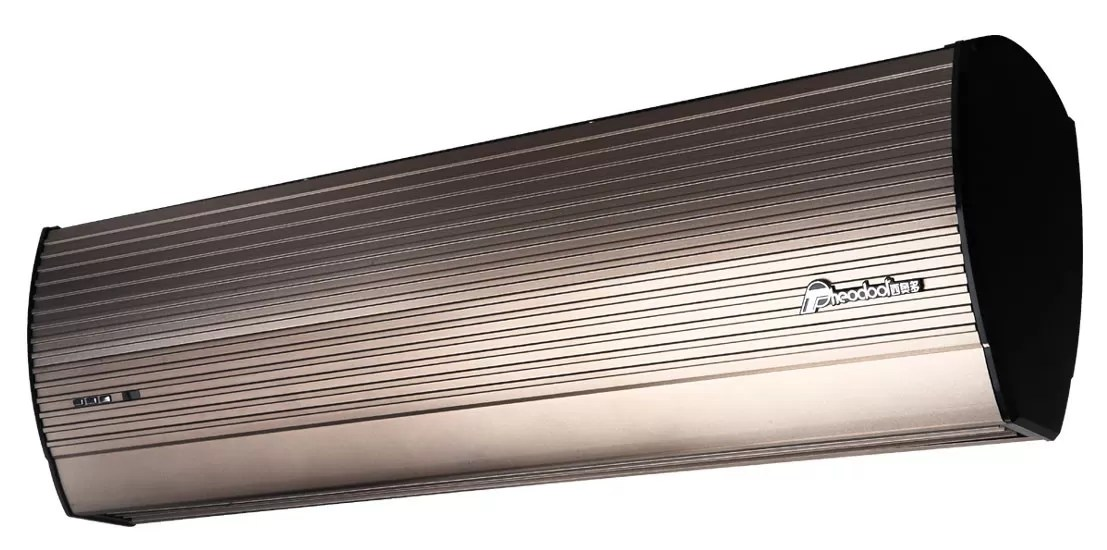 Commercial Electric Heated Air Curtains Residential Air Cutter