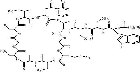 Cubicin for Injection (Cubist), Drug Reference Encyclopedia