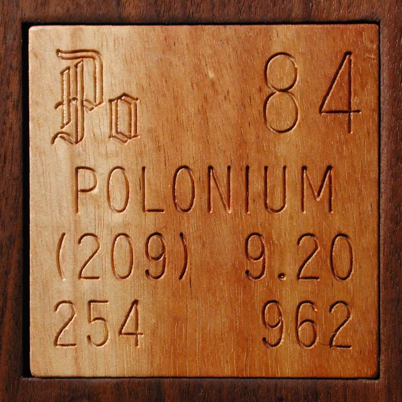 Half Life Polonium 210