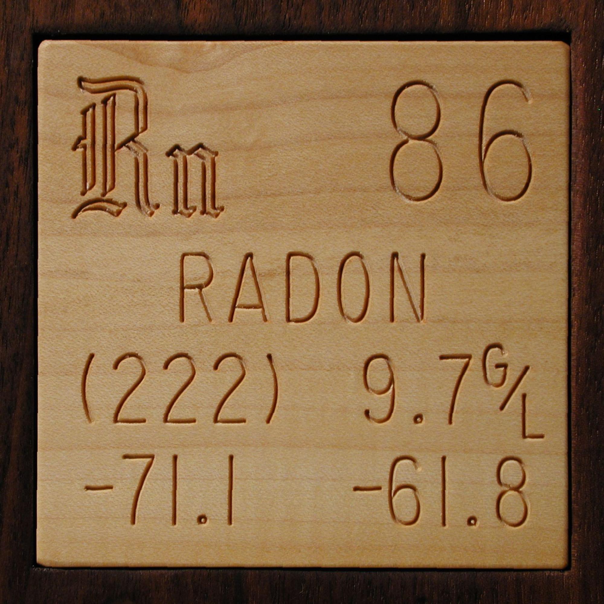 Facts Pictures Stories About The Element Radon In The