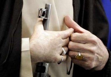 Khameinis hands