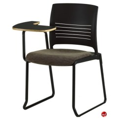 Ki Strive Chair Tub Slipcovers Canada The Office Leader Tablet Arm Sled Base Poly