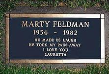 marty grave stone