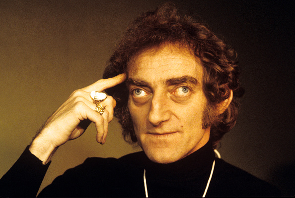 (GERMANY OUT) Marty Feldman - Komiker, Autor,Schauspieler, Regisseur - um 1974 (Photo by Rainer Binder/ullstein bild via Getty Images)