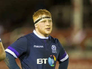 Robbie Smith spent last season on the fringes of the Scotland Under-20 team