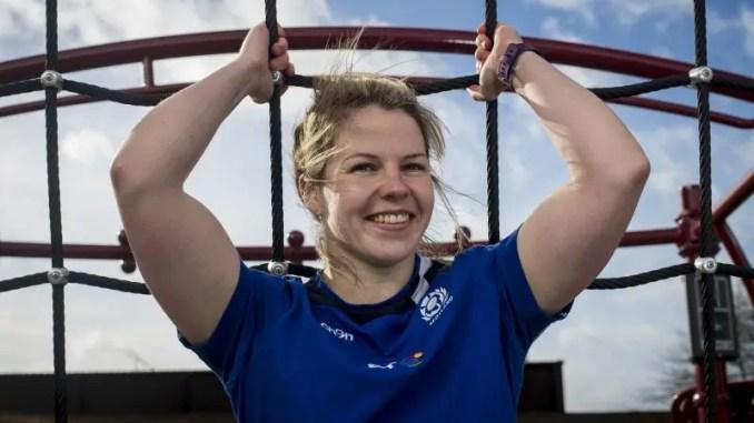 Scotland captain Lisa Martin