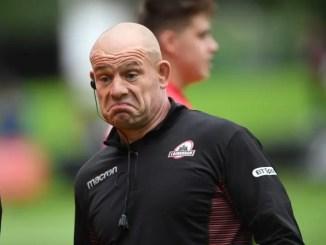 Edinburgh coach Richard Cockerill.
