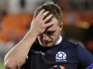 Captain Stuart Hogg