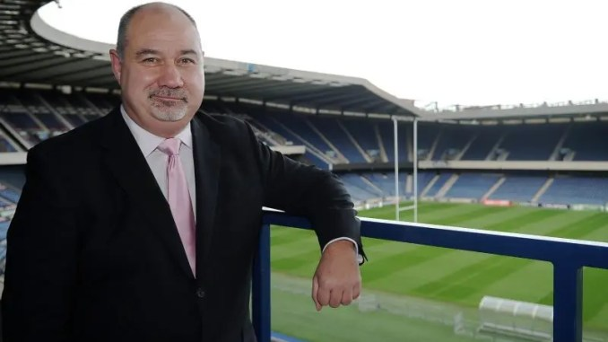 Mark Dodson Murrayfield