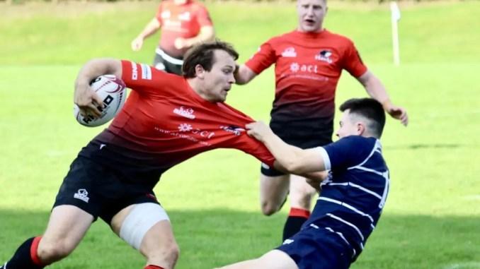 Glasgow Hawks v Musselburgh