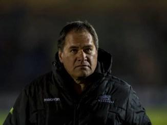 Glasgow coach Dave Rennie.