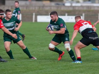 Hawick host Glasgow Hawks with both sides desperate for a win to boost morale and their respective league placings after a disappointing couple of weeks. Image: Kenny Baillie