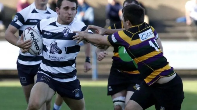 Heriot's Blues v Cartha by Dave Urquhart