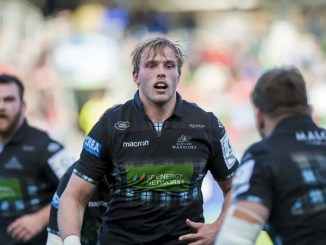 Jonny Gray will miss Glasgow Warriors' first European champions Cup matches. Image: © Craig Watson - www.craigwatson.co.uk