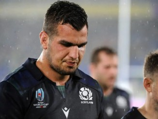 Will Scotland captain Stuart McInally get to lead his team out against Japan on Sunday?