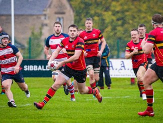 Stewart's Melville had a great win over Peebles last week