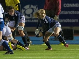 Scotland v South Africa