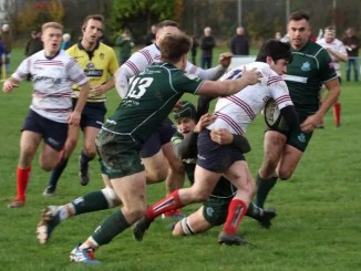 Hawick picked up a win on the road against Aberdeen Grammar. Image: Howard Moles.