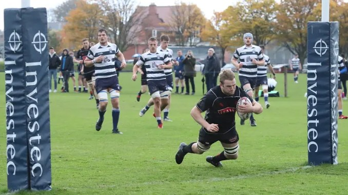 Biggar won the big match of the day away to Heriot's. Image: Nigel Pacey