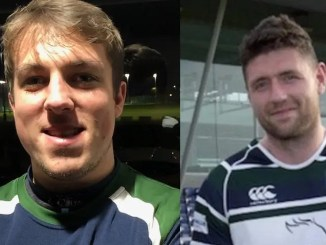 Cammy Hughes and Jack Cuthbert have formed a formidable centre partnership for GHK this season