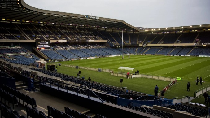 Sir Bill Gammell and Norman Murray have been reviewing the management and governance structures of Scottish Rugby since June. Image: © Craig Watson - www.craigwatson.co.uk