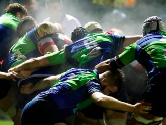 Boroughmuir came up short against Stirling County in week one. Image: Bryan Robertson