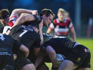After 80 minutes, Stirling County and Southern Knights couldn't be separated. Image: Bryan Robertson